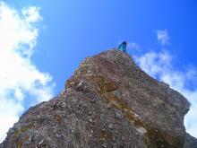 ドーム登攀中の岩田03