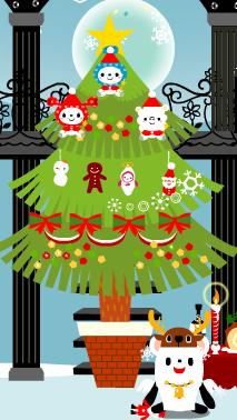 meromero park 運営事務局-クリスマスツリー