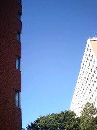 澄みきった青い空~