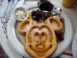 Mickey Pan Cake