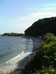 海岸15時
