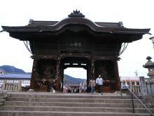 かっちゃんの日記-善光寺