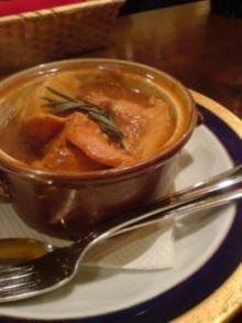 豚肉とセップ茸の煮込み