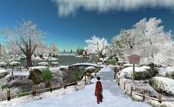 兼六園 冬景色