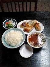 餃子定食 600円