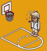 新アイテムバスケットゴール
