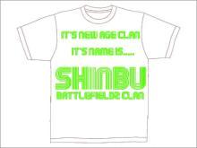 神武Tシャツ