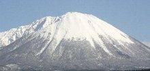 娘の写した大山