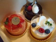 びびん☆こゆっきー ときどき音楽-ケーキ