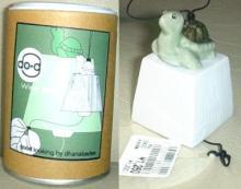 風鈴 缶入り陶器