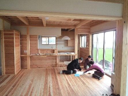 松島匠建の建てる木の家 「太田生品の家」Web日誌-完成見学会