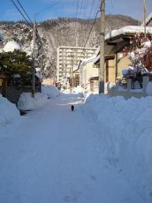 '06-山形雪道11