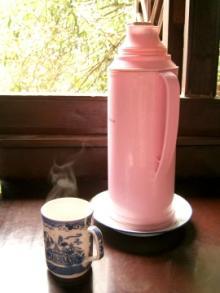 獅子林お茶