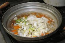 サンマ団子 鍋