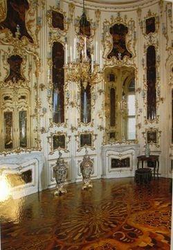 シェーンブルン宮殿内部1