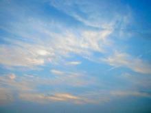 友紀恵の空の写真1