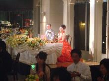 ゆうちゃん結婚式