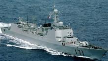 FUNGIEREN SIE MEHR !!-「旅洋II型」(052C)型駆逐艦「海口」