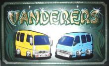 バンダラーズ(VANDERERS)のブログ