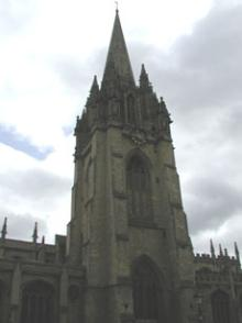 セントメアリー教会