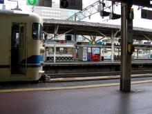 富山駅立山そば