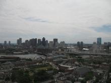 ボストン鳥瞰図