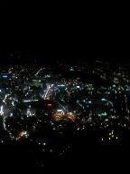 南山タワーからの夜景