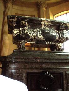 ナポレオン兄弟の棺