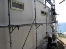 外壁塗装~リゾートな家~