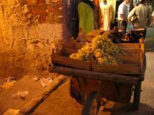 ブドウ売り