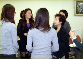 児玉千恵子とセミナー参加者