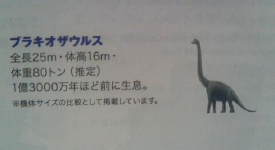恐竜が混ざっておる!