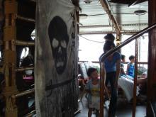 海賊船の中2