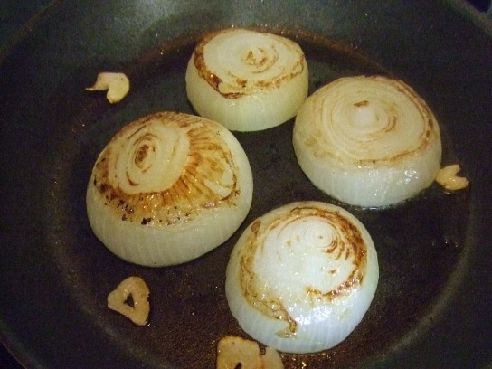 ねぎのステーキのレシピ