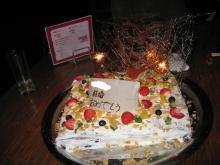 Mちゃんのケーキ