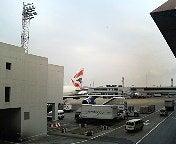 これもドンムアン空港。