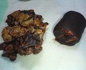 チョコパフバーとチョコマシュマロ