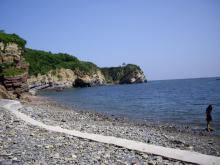 大連金石灘浜海国家地質公園4