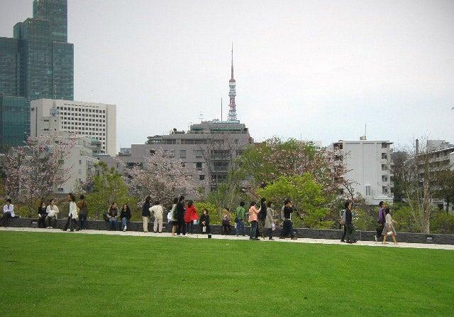 東京ミッドタウン 東京タワー