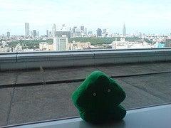 オフィスの窓から