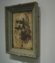Man Ray「The Father Of Mona Lisa」1967