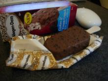 ハーゲンダッツクッキーandクリームクランチ