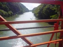 天竜川です
