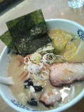 鶏ガラ風味塩味野菜ラーメン060724
