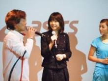 マリリンブログ-アシックスオープンイベント②