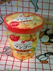 ニチレイカップフルーツマンゴー1
