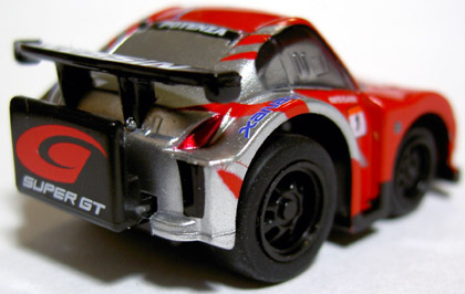 REAL RACING1 Xanavi nismo Z  rear