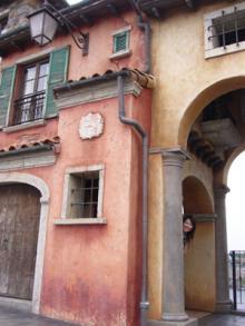 イタリアっぽい