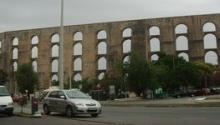 エルヴァスの水道橋