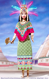 Princess of Ancient Mexico